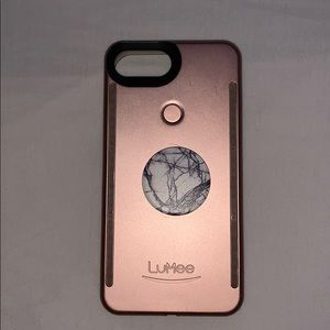 Iphone 7 plus lumee case